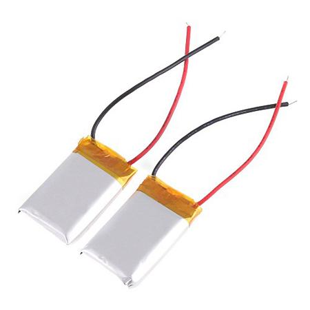 Li-poly batteries